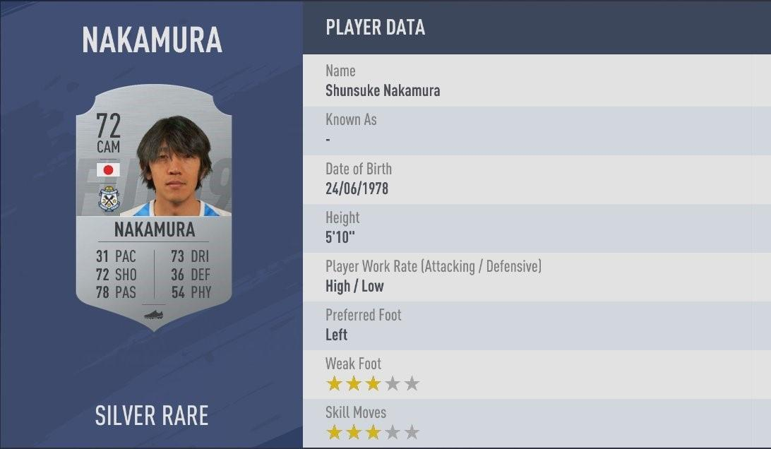 Give this man an icon card