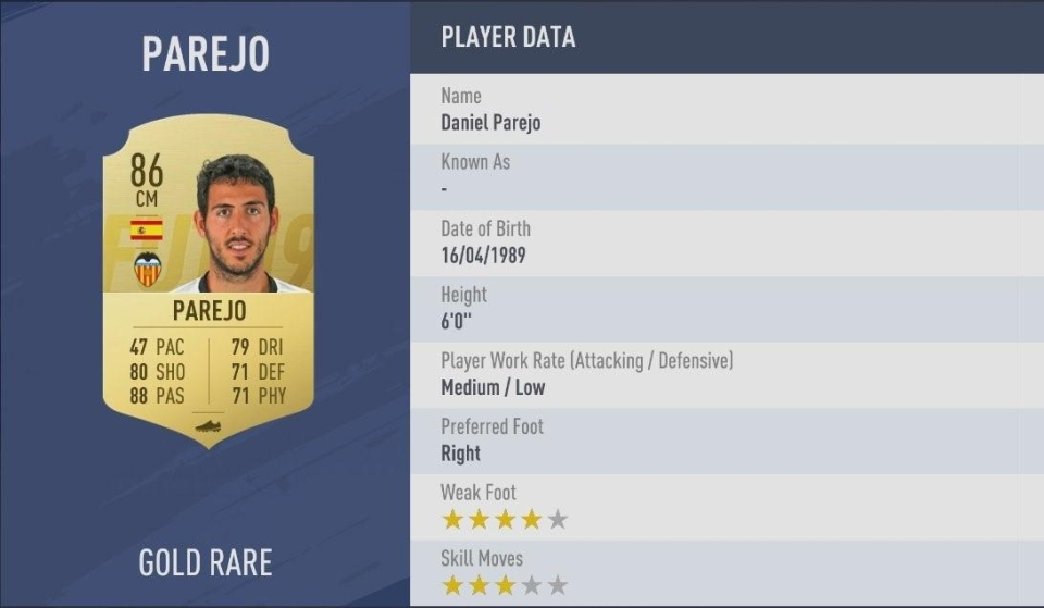 Just ignore the pace and what.a.card