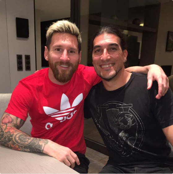 The Weird And Wonderful Tale Of Pinto Lionel Messi S Best Mate At Barcelona