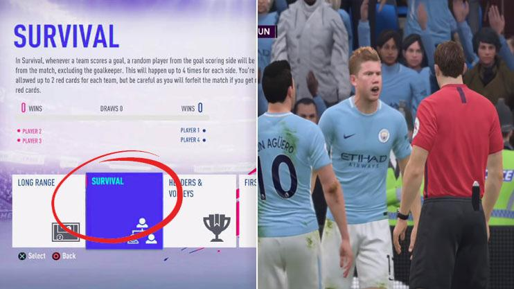 Fifa 19 Something Incredible Happens In Survival Mode When You