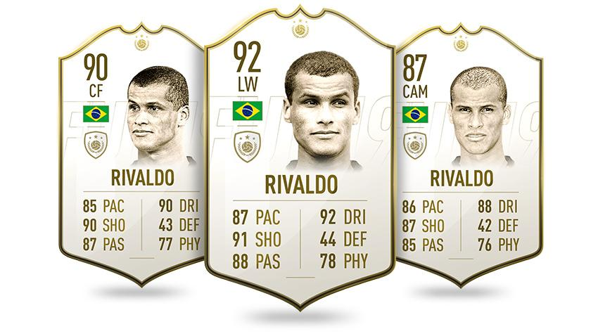 Rivaldo was made an icon, so why not Zico?