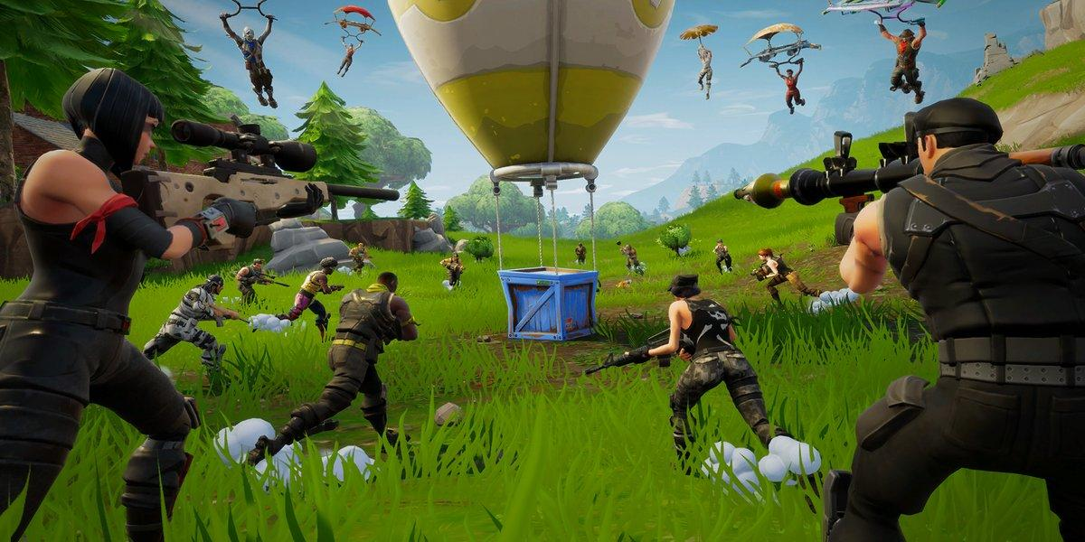 Kenichiro Yoshida didn't rule out cross-play for other games in the future but for Fortnite it seems