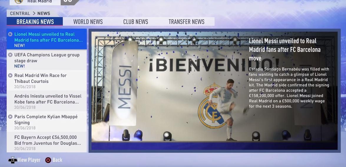 Welcome, Leo