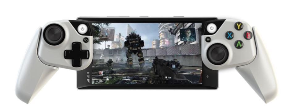 Leaked controller for mobile devices Microsoft has been working on