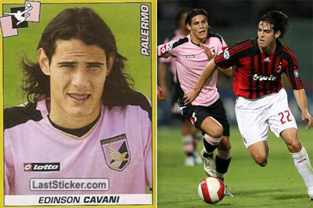 huge selection of 80e61 08029 Edinson Cavani – Dream Team FC