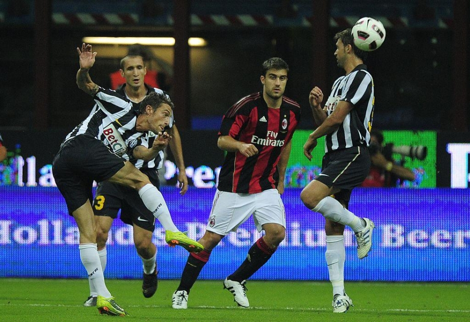 One of Europe's best centre-backs and Giorgio Chiellini