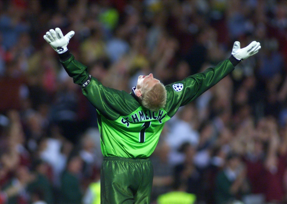 Remembering Every Goalkeeper Man United Signed Between Peter Schmeichel And Edwin Van Der Sar