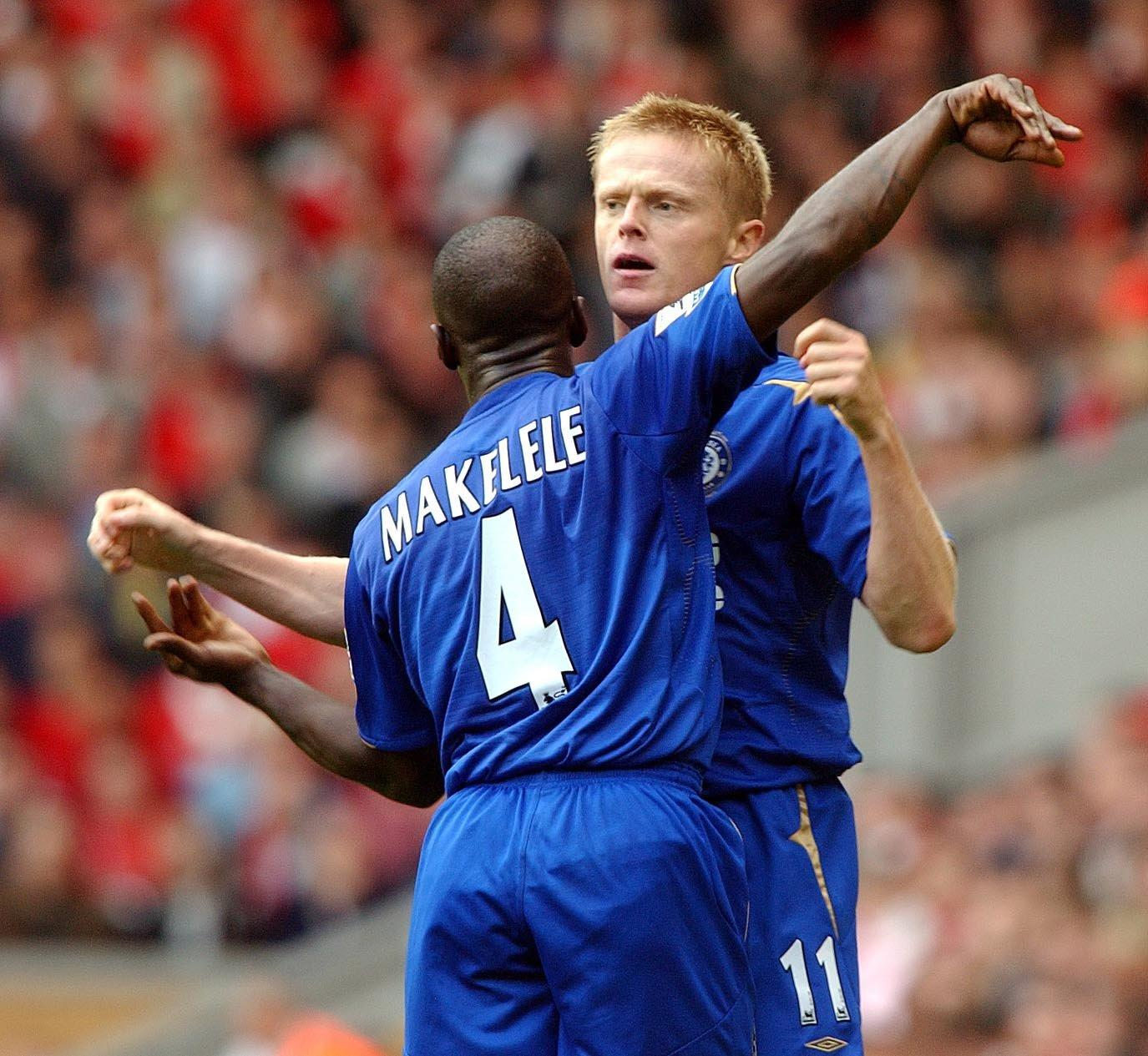 So good they named a position after him… and Claude Makelele