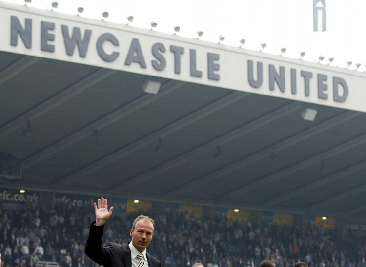 It wasn't to be for Shearer as manager