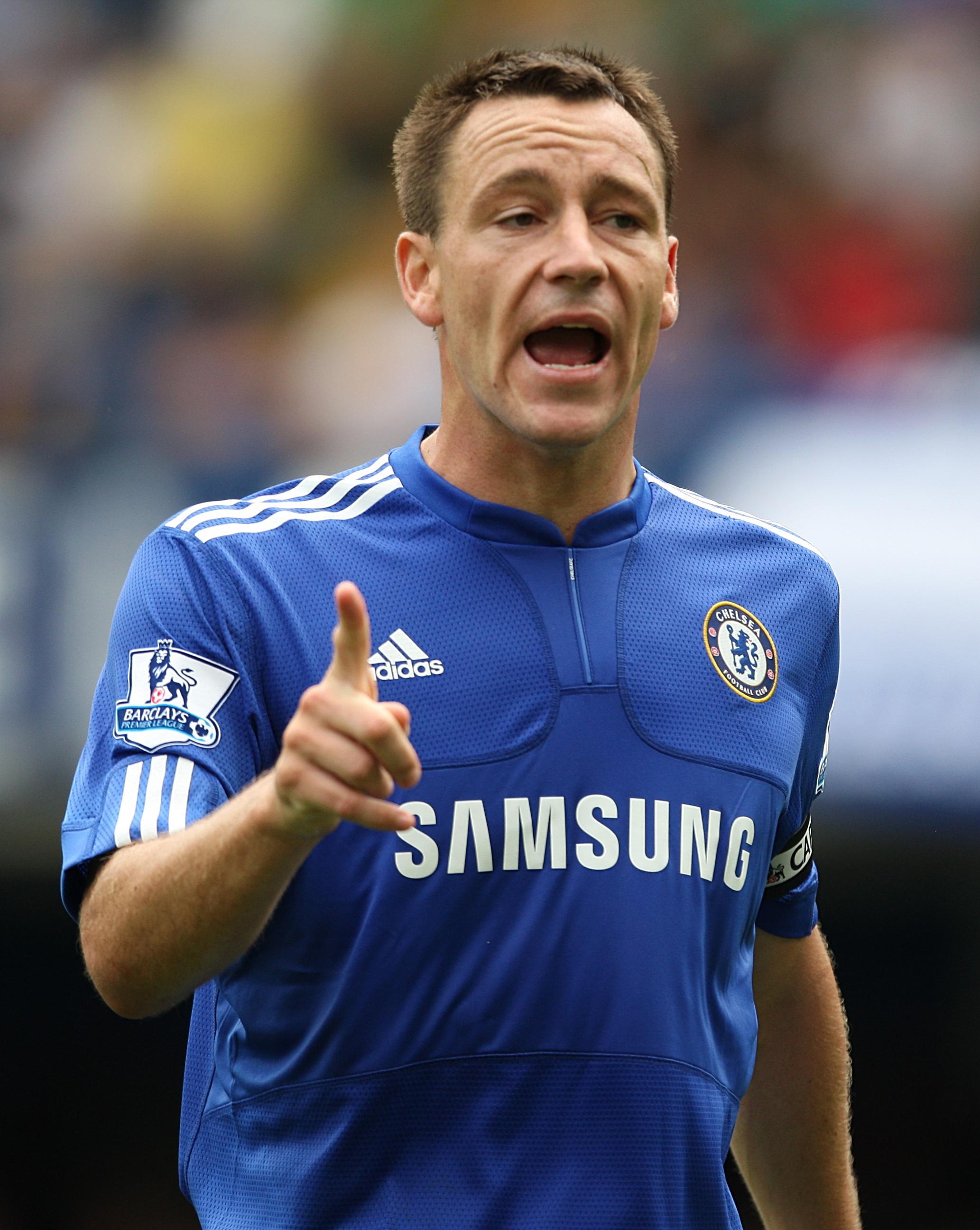 Captain. Leader. Legend