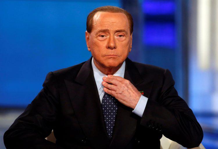 An Italian president in denial you say?