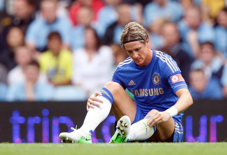He won't want to see his stats at Chelsea
