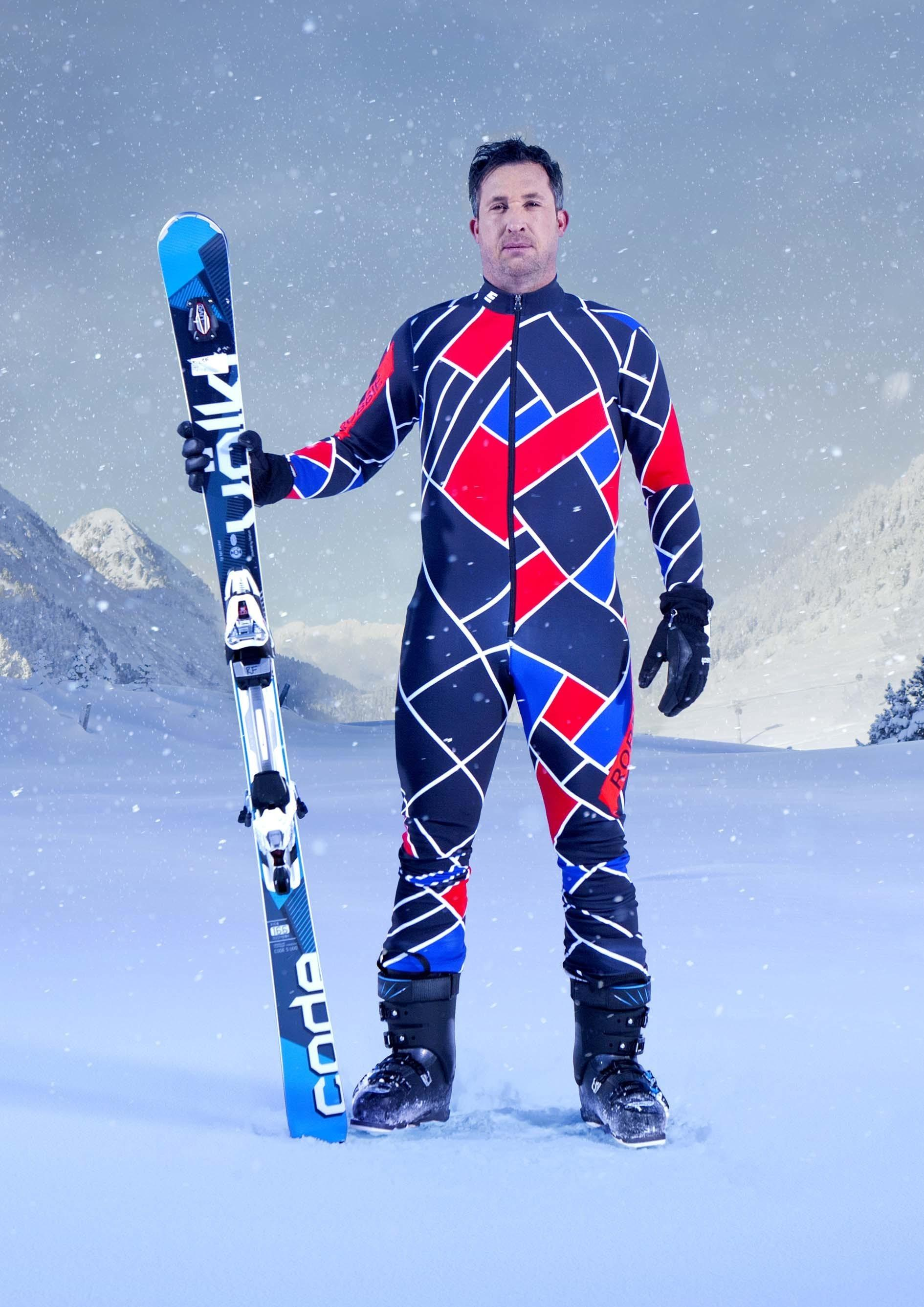 Who let Yer Da on 'The Jump'?