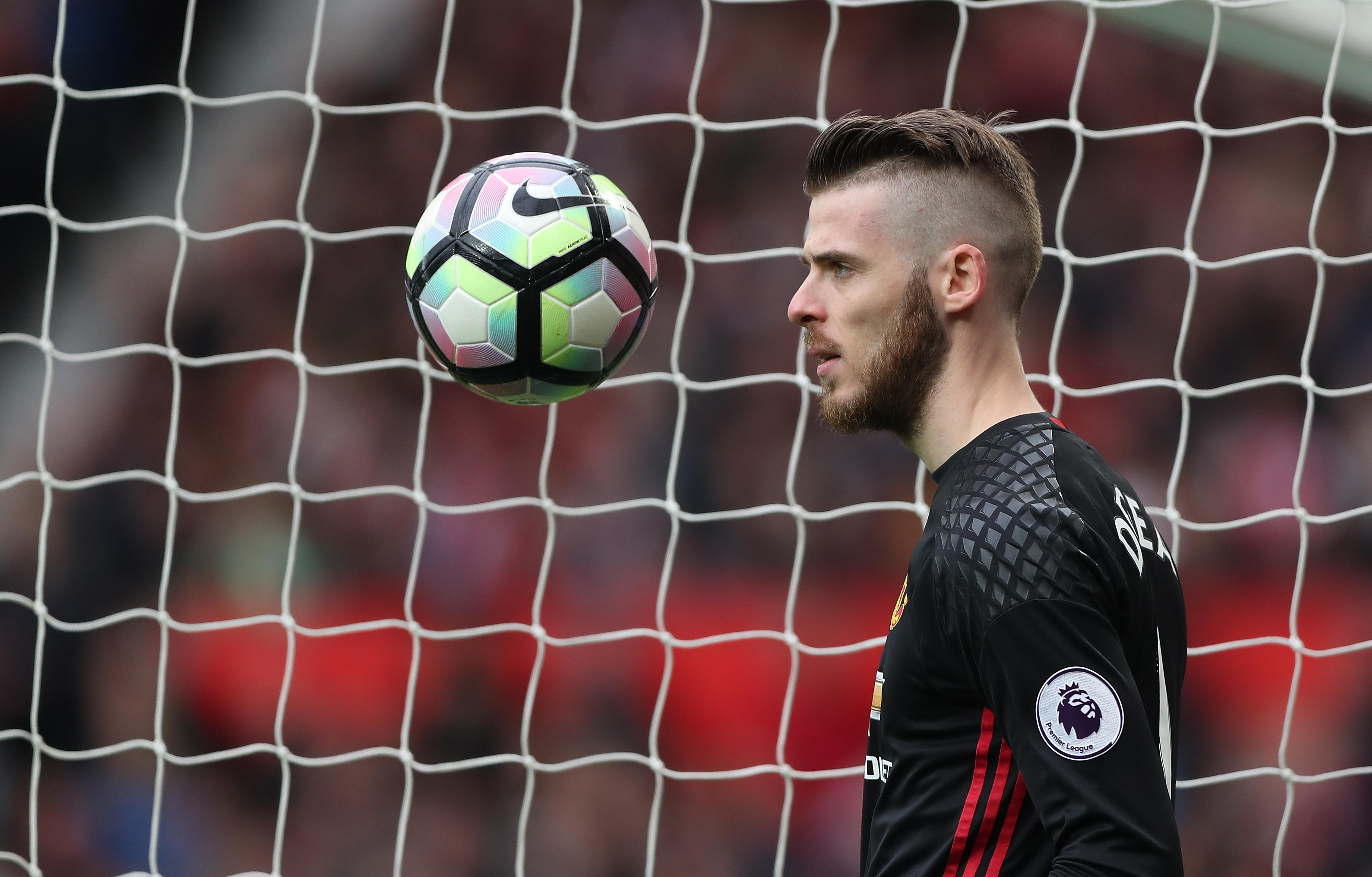 De Gea and the Chelsea Blues