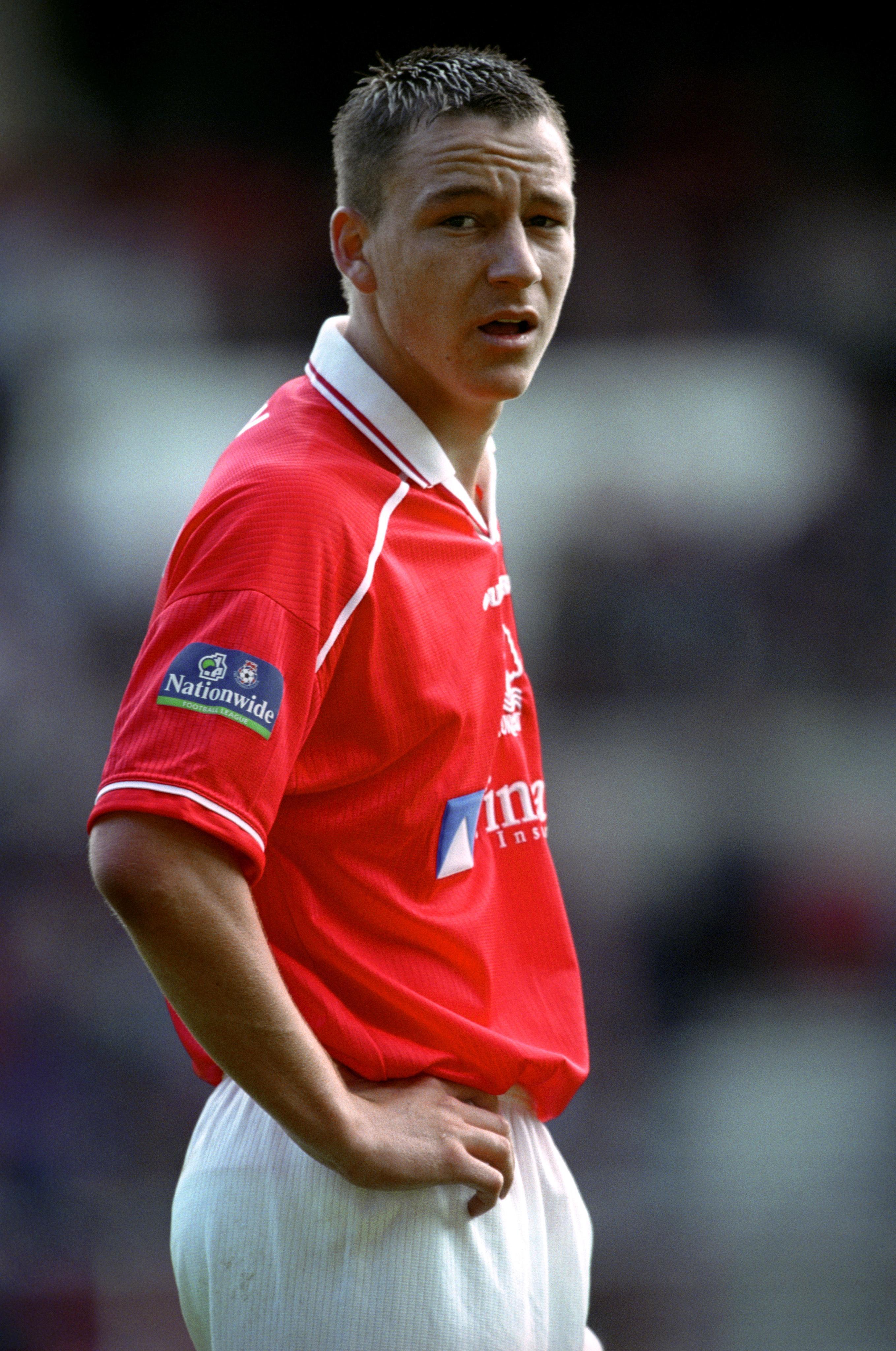 Nottingham Forest legend