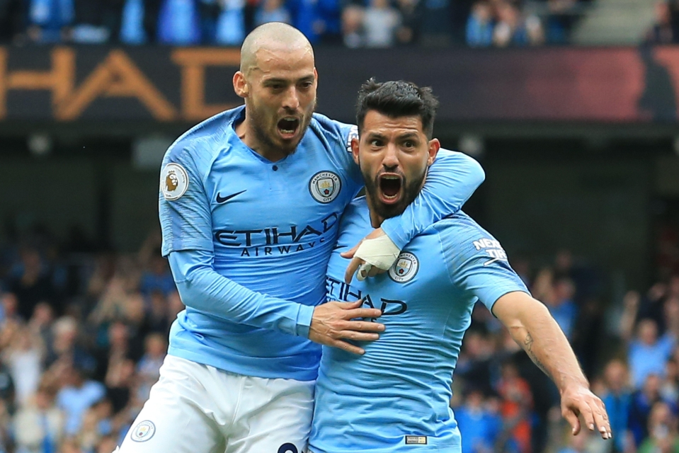 Pep Guardiola has taken the pair to another level