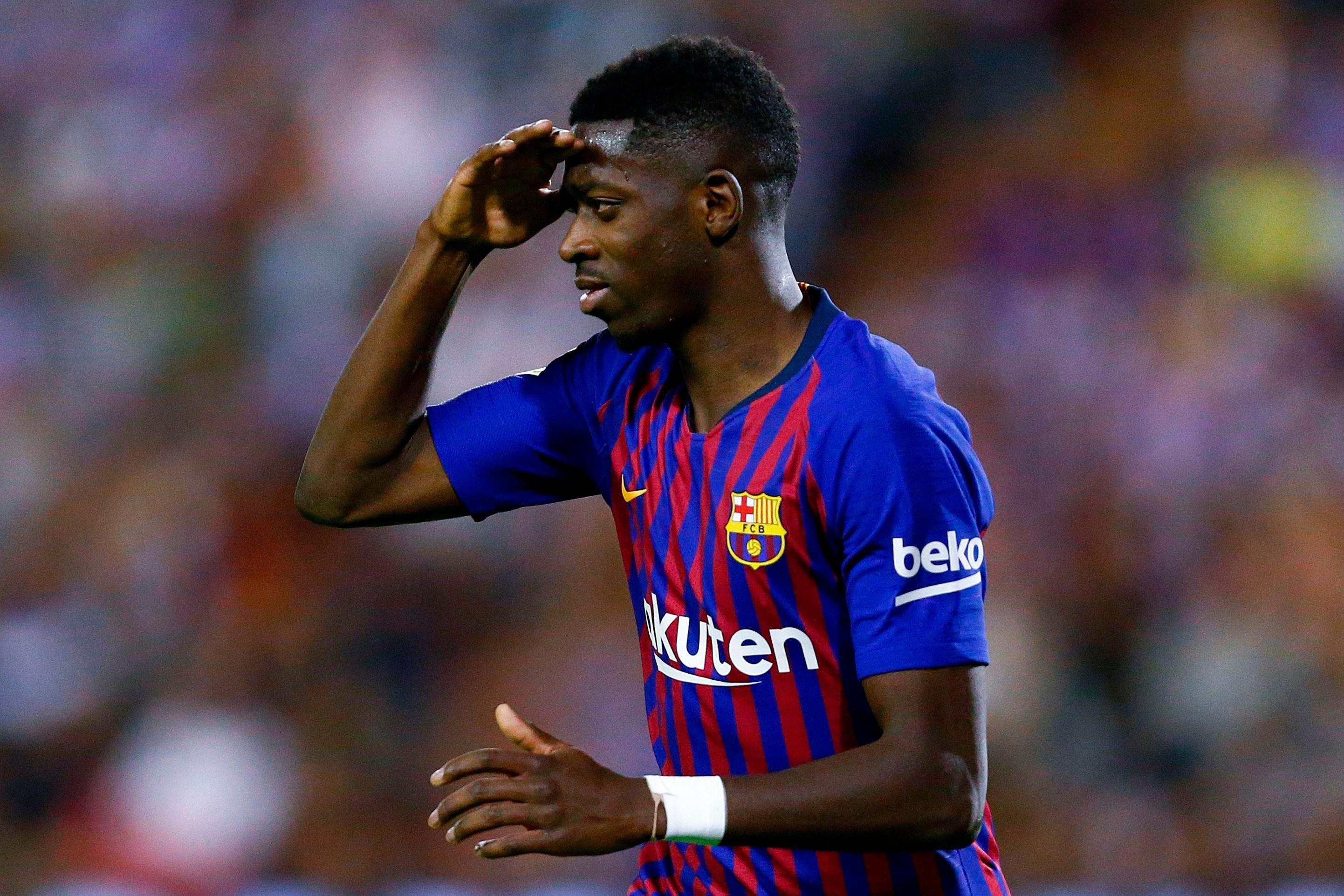 Ousmane Dembele could be on the hunt for a new club after Barcelona said the player can leave in January