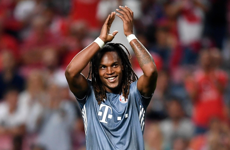 Sanches could prove to be an important member of the squad this season