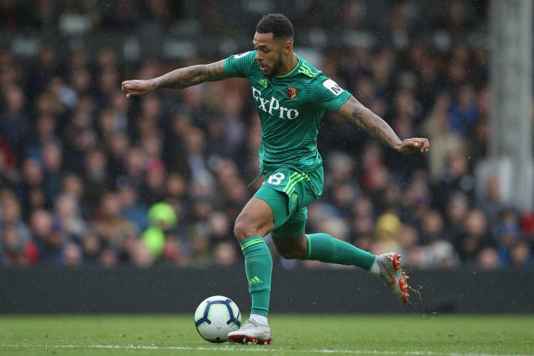 Andre Gray has eight goals in 38 appearances in the League