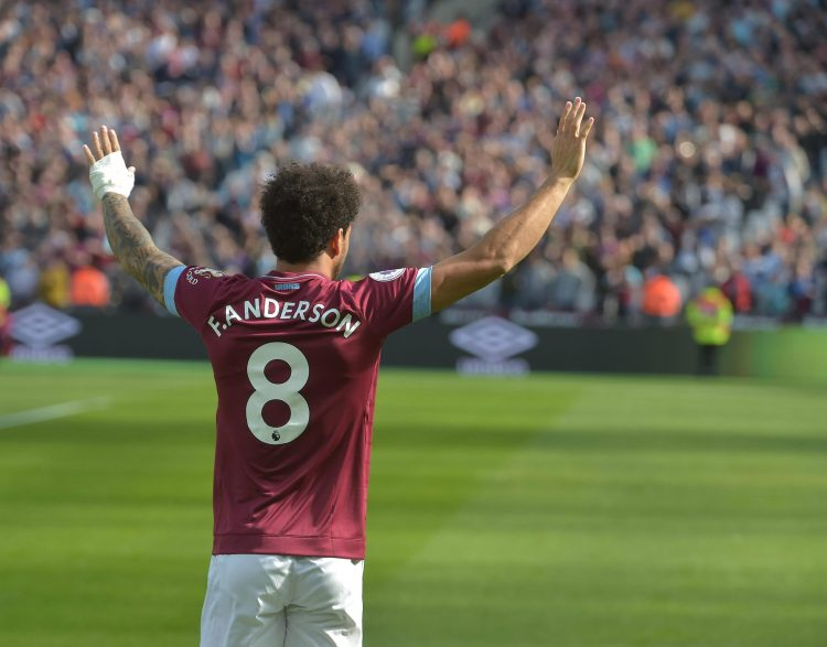 Anderson is already beginning to pay the club back