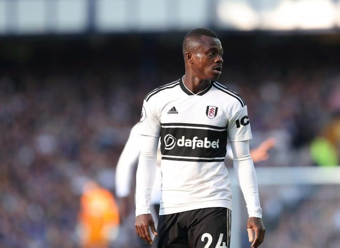 Fulham broke the bank for the midfield man