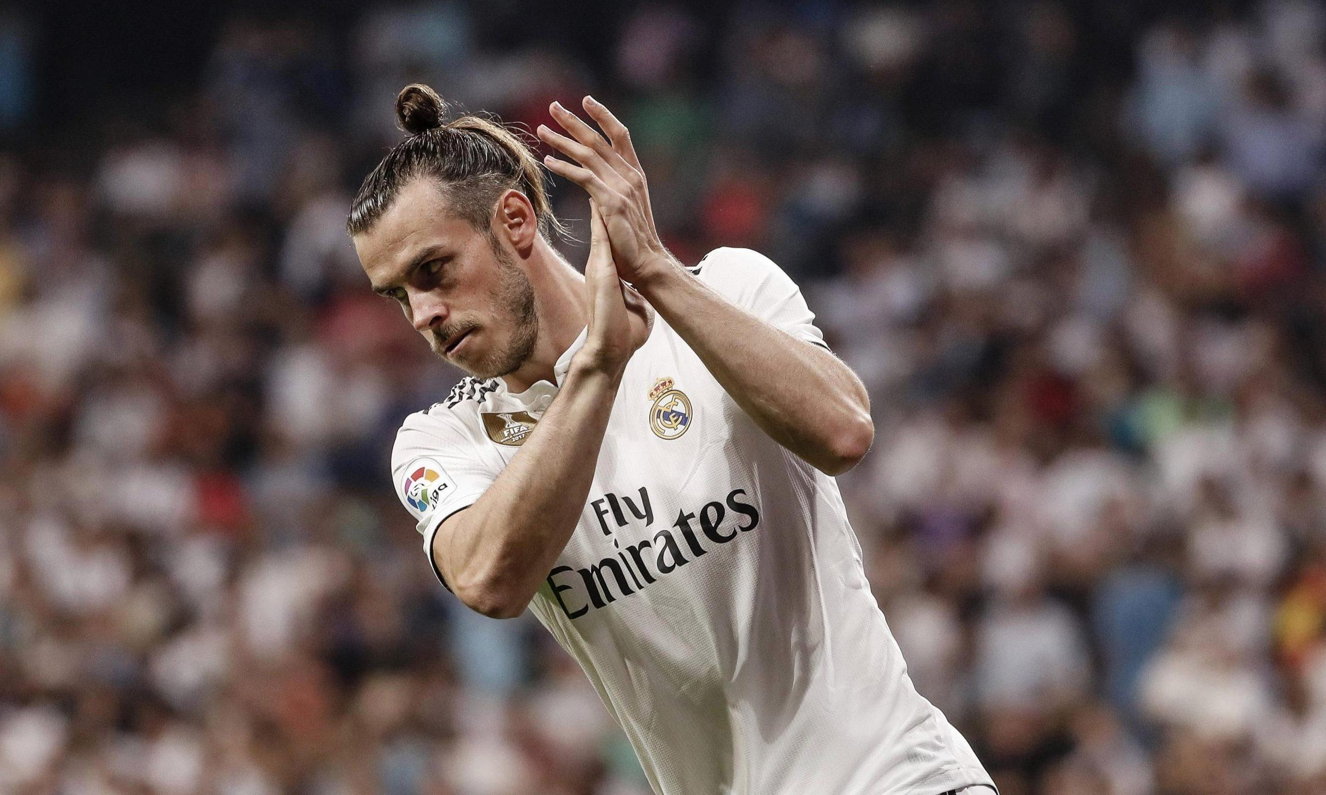 Gareth Bale has had his appearance updated in the game