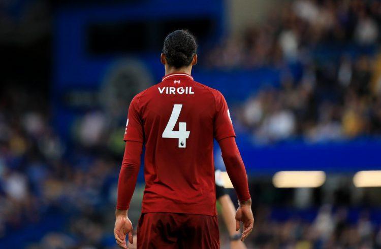 VVD is Liverpool's MVP