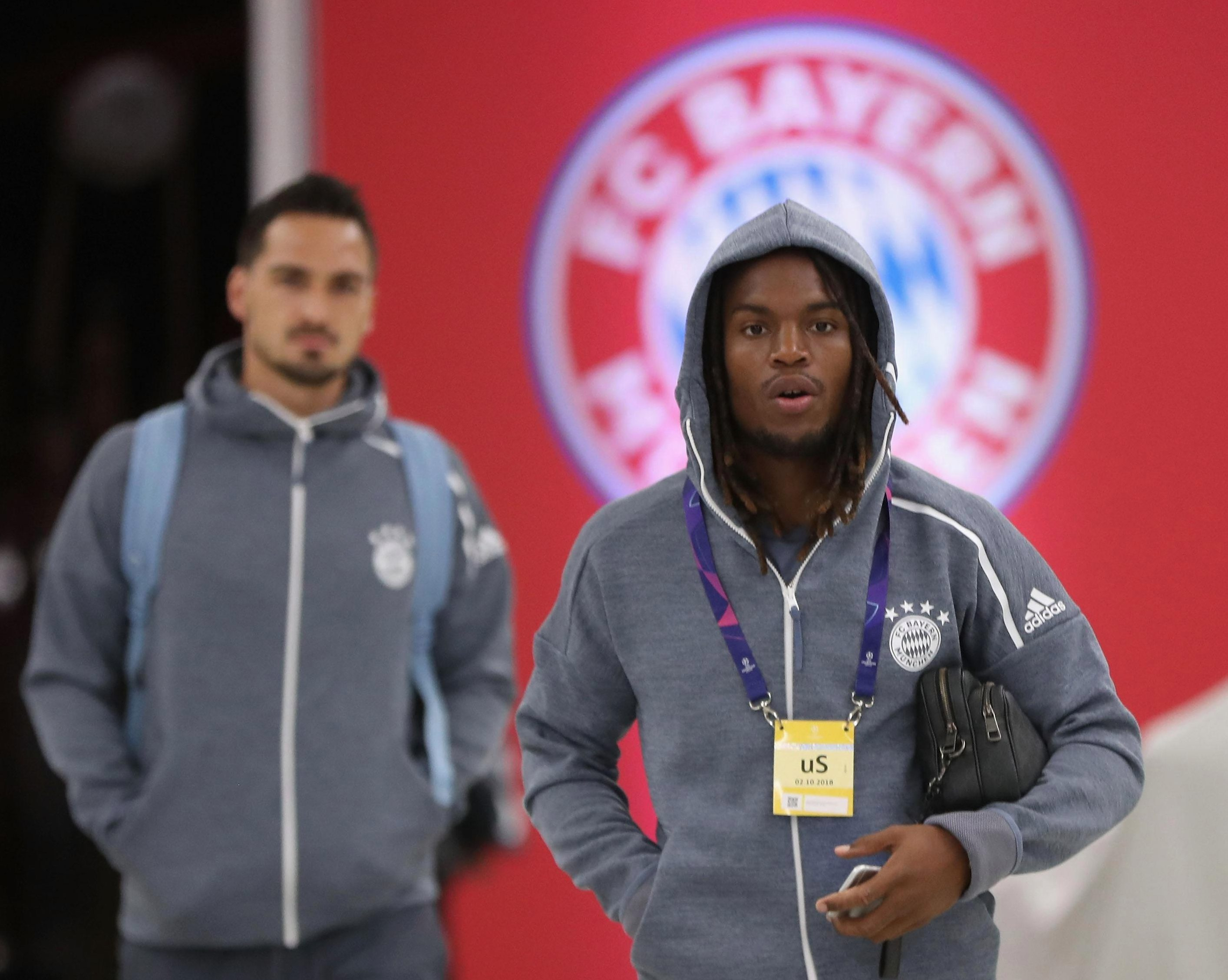 Many felt Sanches would be offloaded by Bayern over the summer