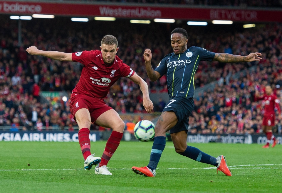 City played out a hard-fought 0-0 draw with Liverpool at Anfield