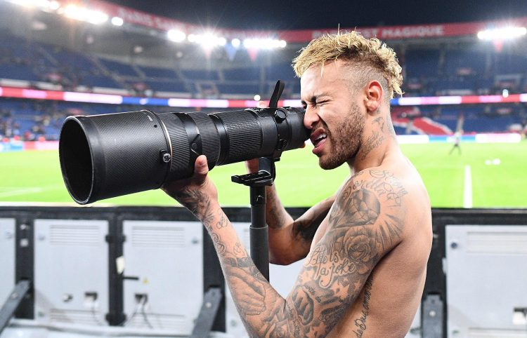Neymar's taking time out of football to pursue his other hobbies