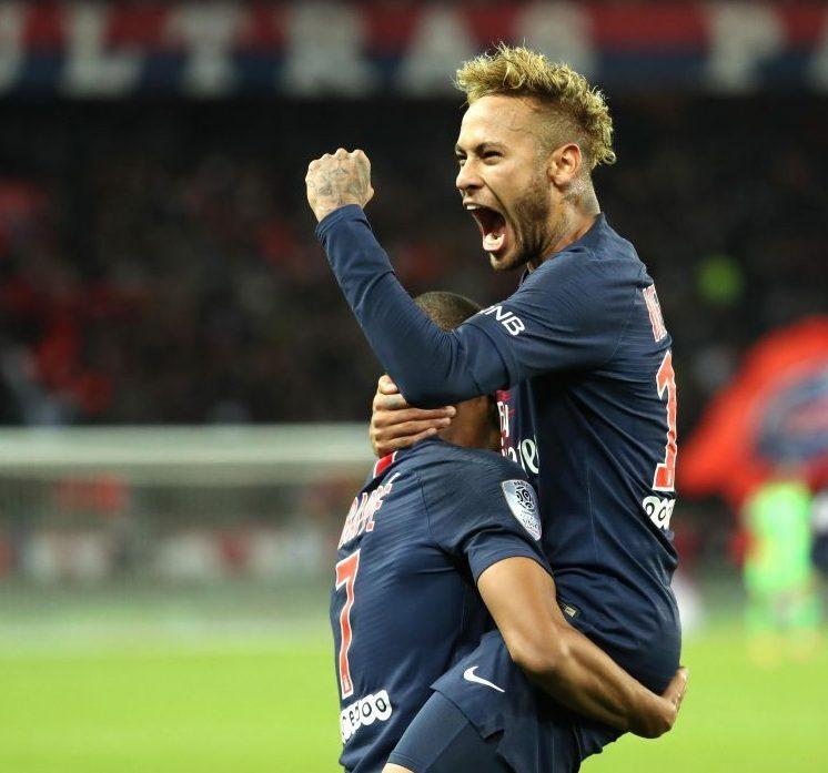 [Insert Mbappe carrying Neymar joke here]