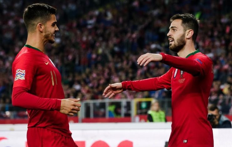 Silva, meet Silva. Now, where are Silva and Silva?