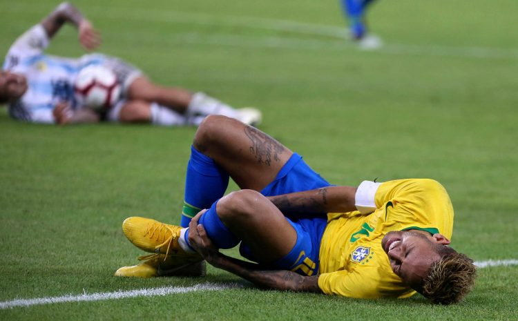 Neymar being Neymar