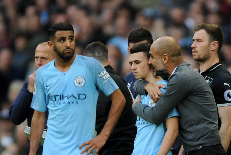 Pep doesn't have any favourites