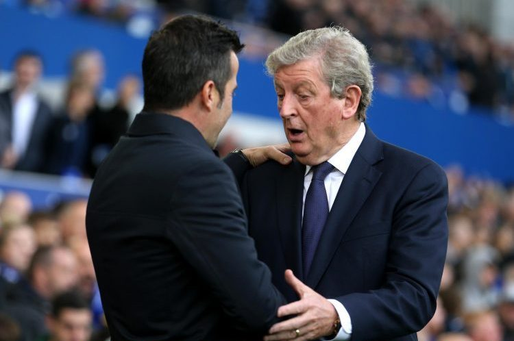 """You wouldn't believe it Roy, Barca just let me sign three of their players in the summer."""
