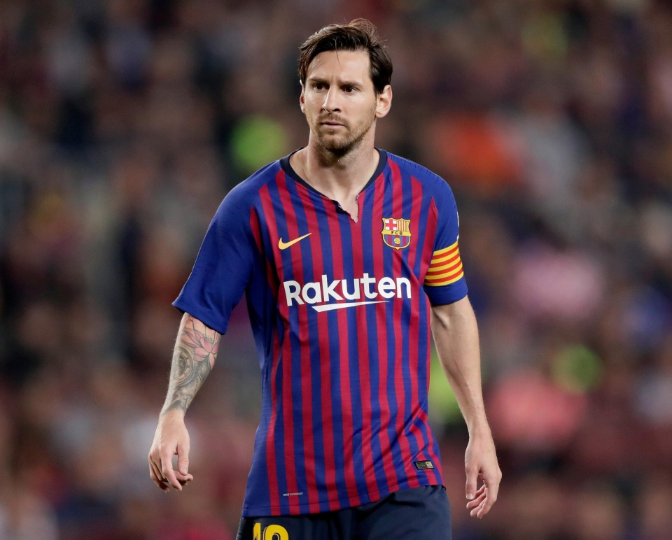 Leo Messi is an avid video game player – and woulds pend hours on football games