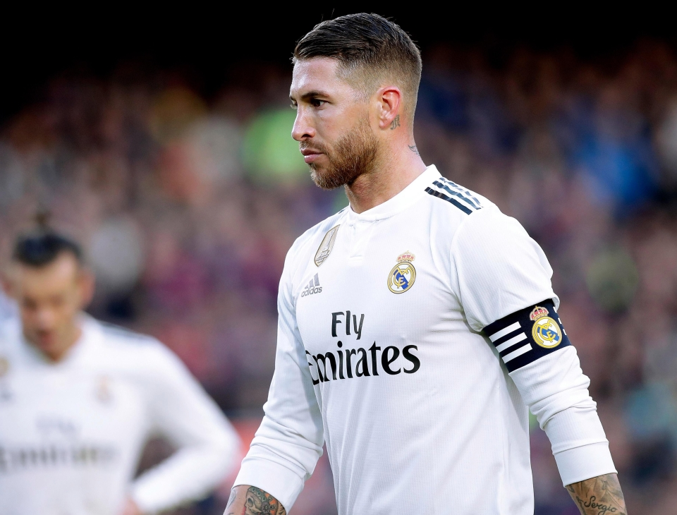 Ramos' experience is needed now more than ever