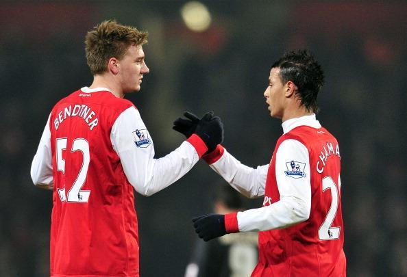 This strikeforce achieved Champions League football