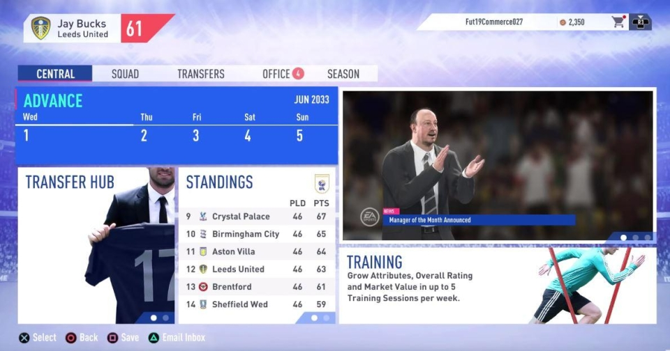 FIFA 19: This is what happens when you get to the very end