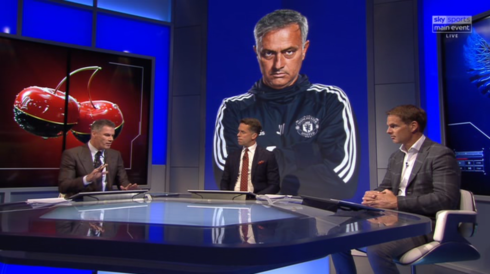 Carragher spoke openly about United's troubles