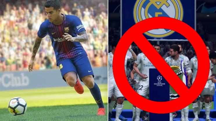 PES 2019: Konami reveals exactly how FIFA 19 ended up with