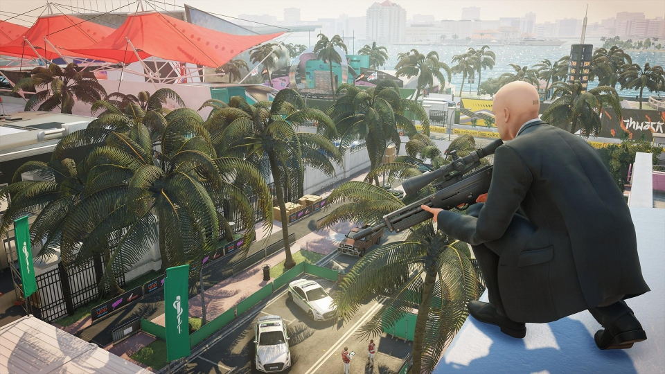 There are so many ways to eliminate targets in Hitman 2