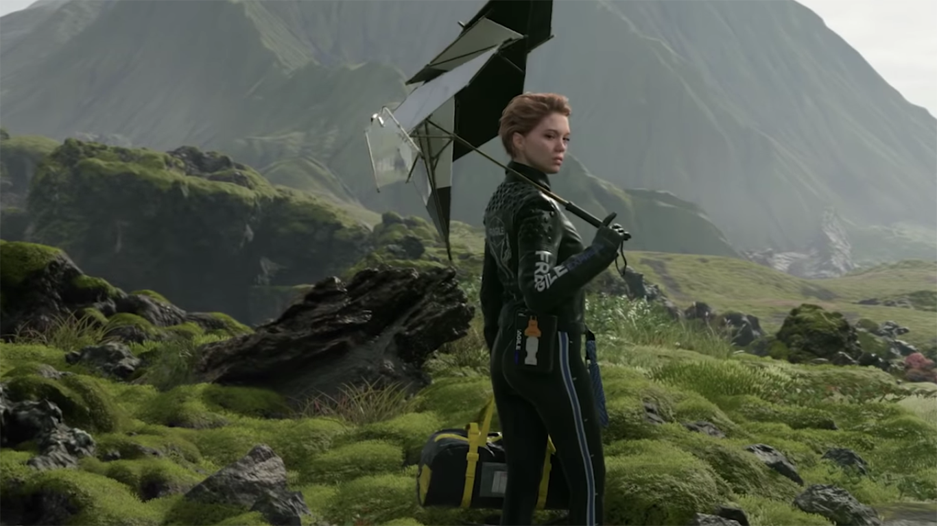 Weird but utterly compelling, Death Stranding is shaping up very nicely indeed