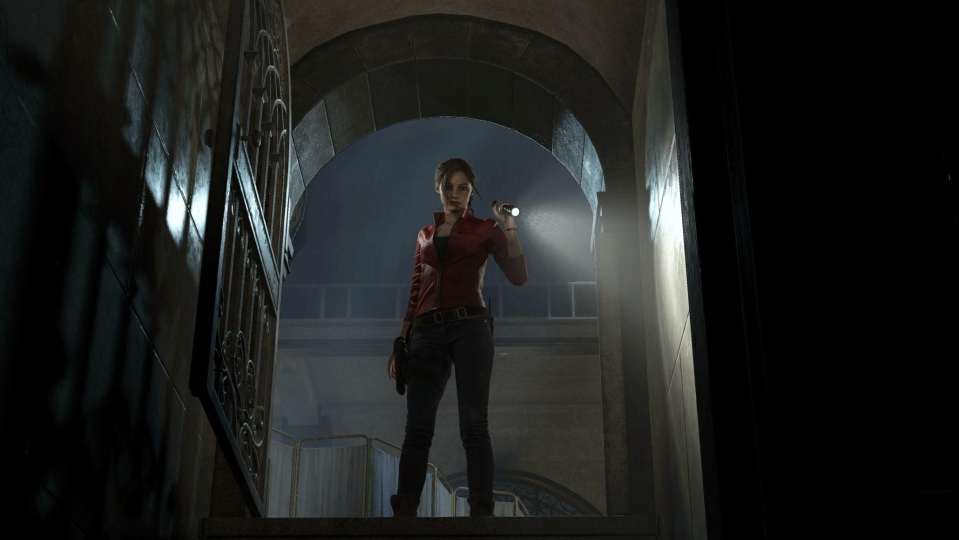 Resi 2 looks so much more than just another remaster