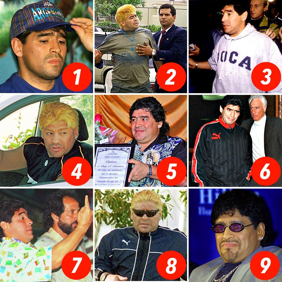 Which Diego are you today?