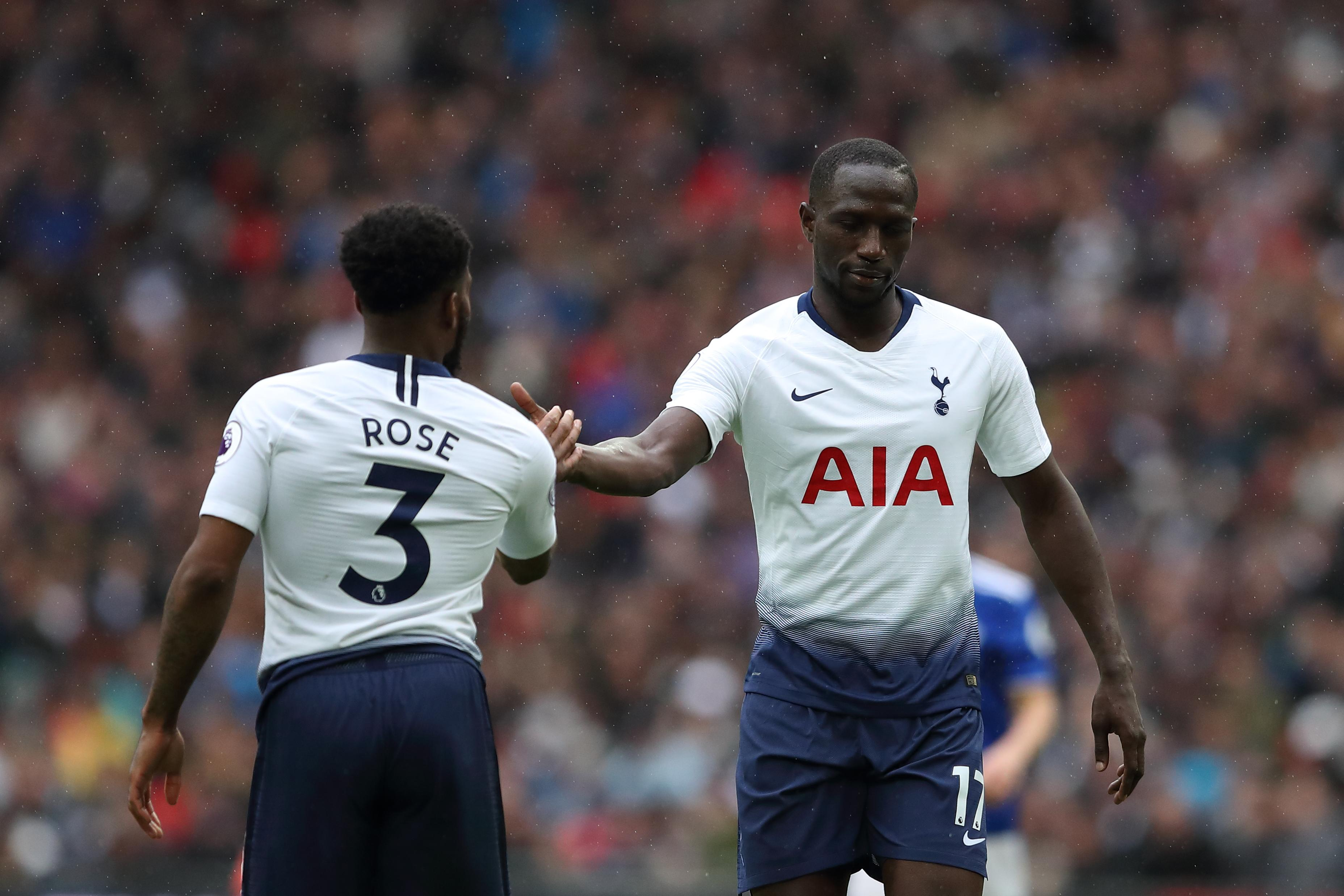 He's become a big part of Spurs' midfield this season