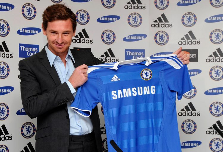 Chelsea did win the Champions League that year. No thanks to AVB