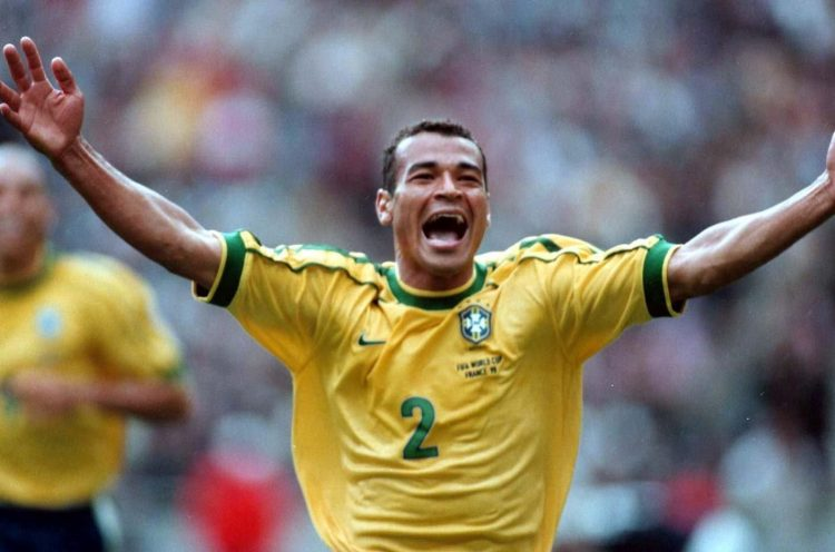 Cafu is just one of the legends taking part