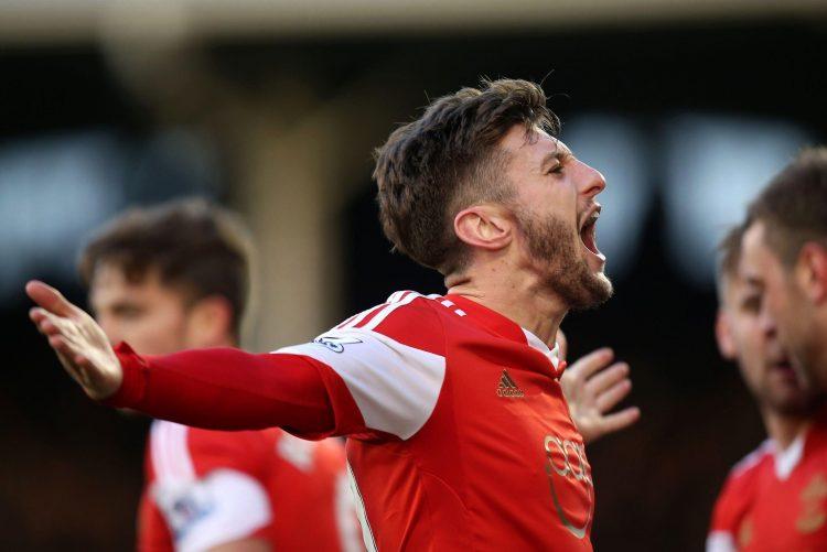 Things never quite took off for Lallana after this season