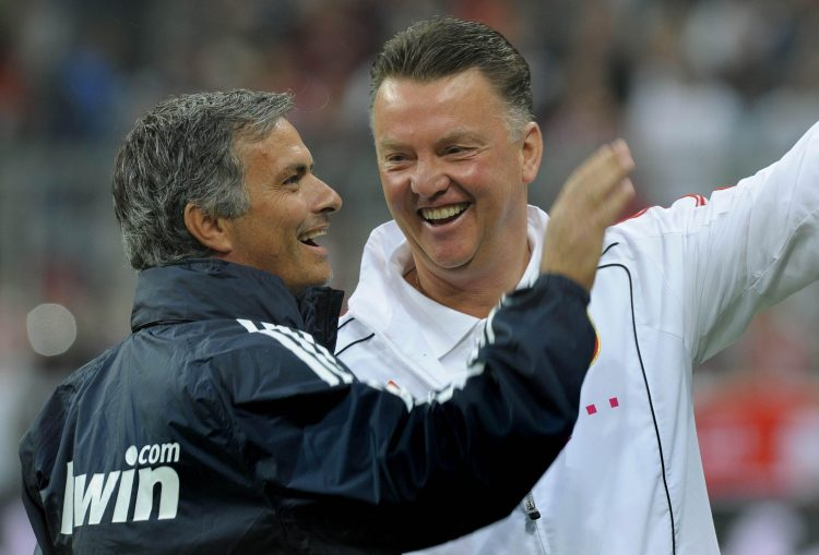 If only they knew that they'd both be managing Phil Jones soon